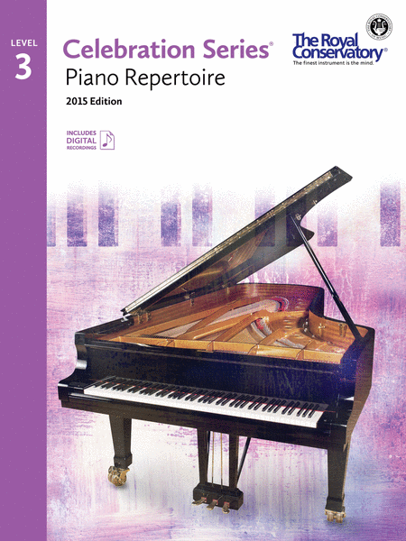 Celebration Series: Piano Repertoire 3