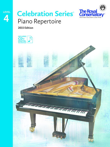 Celebration Series: Piano Repertoire 4