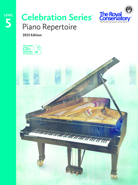 Celebration Series: Piano Repertoire 5