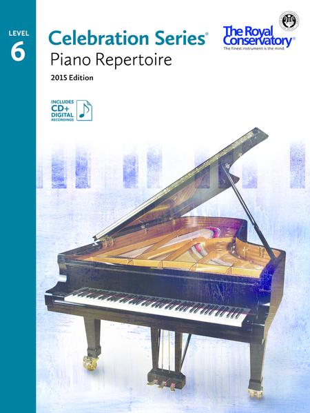 Celebration Series: Piano Repertoire 6