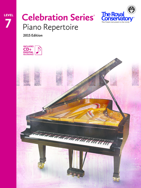 Celebration Series: Piano Repertoire 7