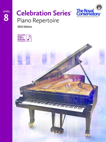 Celebration Series: Piano Repertoire 8