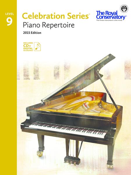 Celebration Series: Piano Repertoire 9