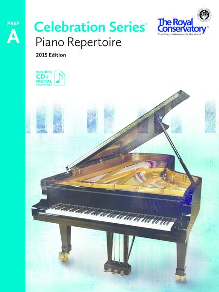 Celebration Series: Preparatory A Piano Repertoire