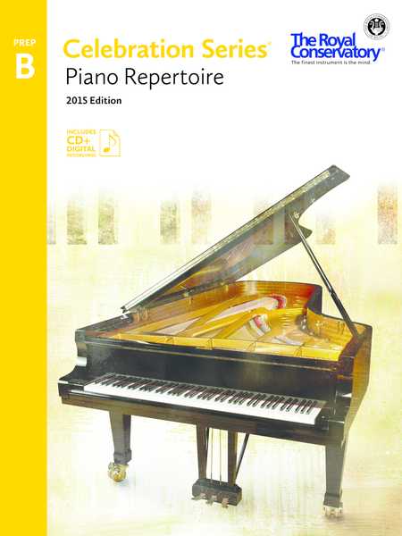 Celebration Series: Preparatory B Piano Repertoire
