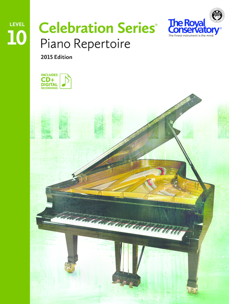 Celebration Series: Piano Repertoire 10
