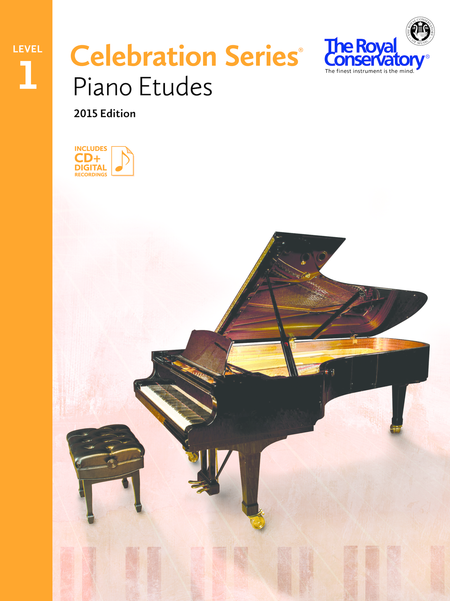 Celebration Series: Piano Etudes 1