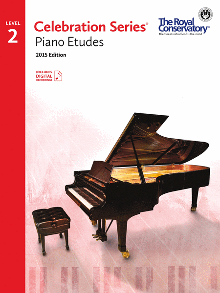 Celebration Series: Piano Etudes 2