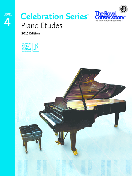 Celebration Series: Piano Etudes 4