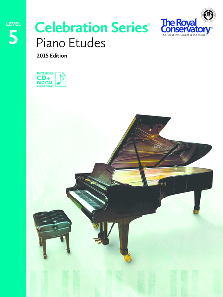 Celebration Series: Piano Etudes 5