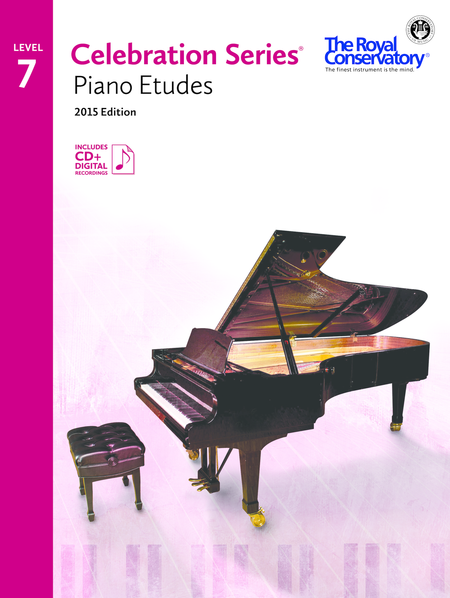 Celebration Series: Piano Etudes 7
