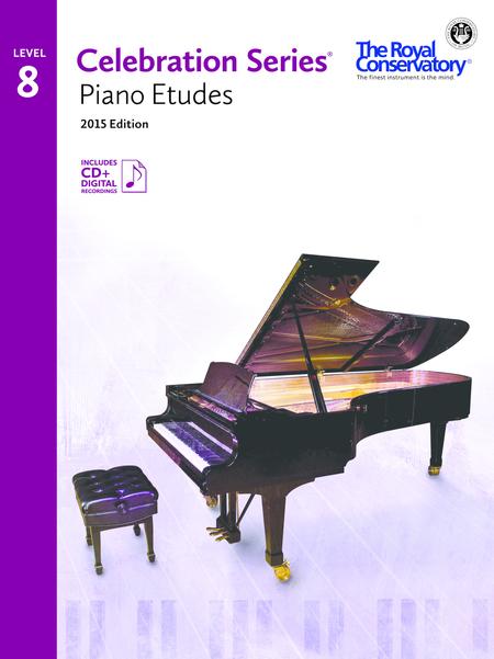 Celebration Series: Piano Etudes 8