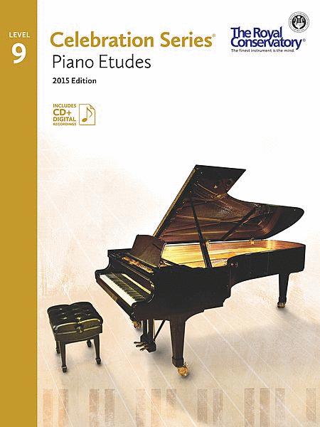 Celebration Series: Piano Etudes 9