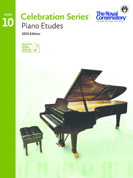 Celebration Series: Piano Etudes 10