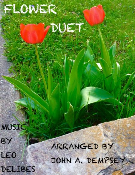 Flower Duet (Easy Piano Aria)