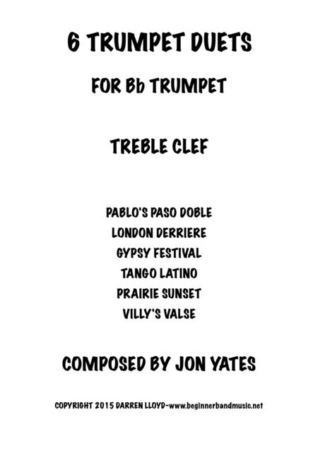 6 Trumpet Duets