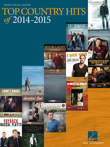 Top Country Hits of 2014-2015