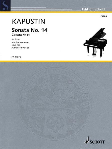 Sonata No. 14, Op. 120