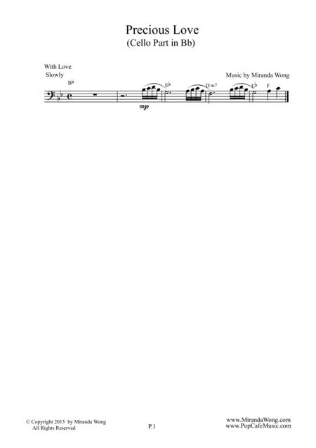 Precious Love - Romantic Wedding Music for Violin, Piano & Cello