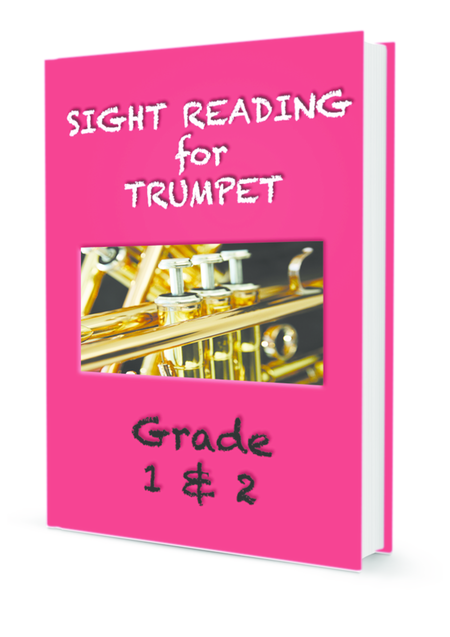 AMEB Compatible Sight Reading for Grade 1 and 2 Trumpet