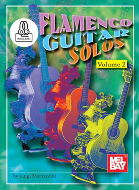 Flamenco Guitar Solos, Volume 2
