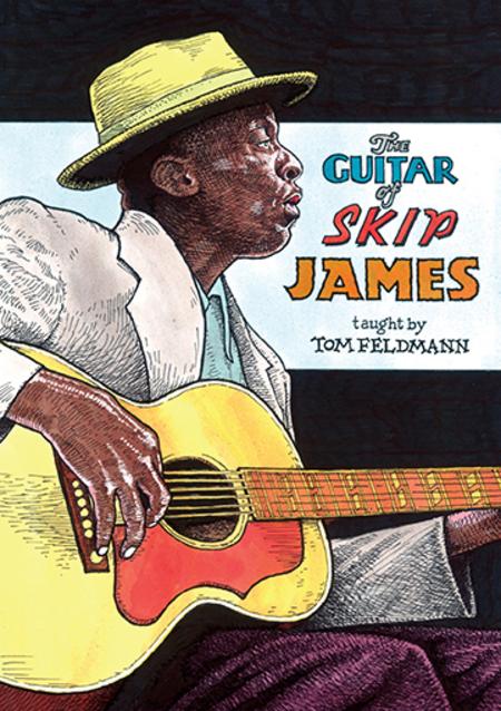 Guitar Of Skip James Sheet Music By Tom Feldmann Sheet