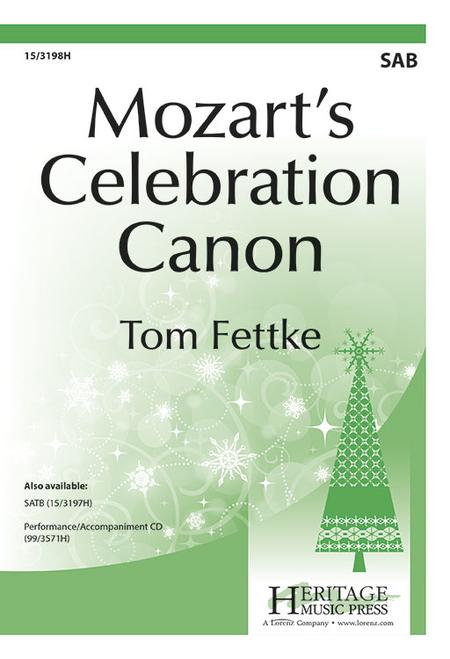 Mozart's Celebration Canon