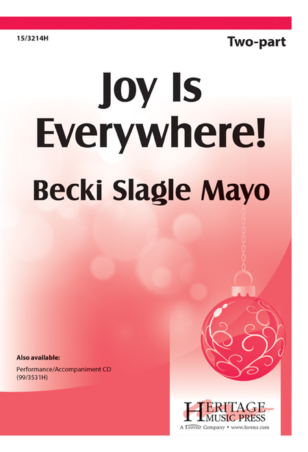 Joy Is Everywhere!