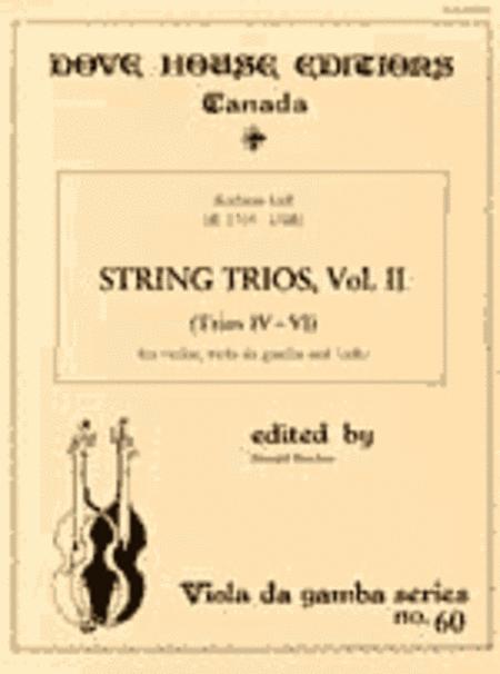 String Trios, Vol.II