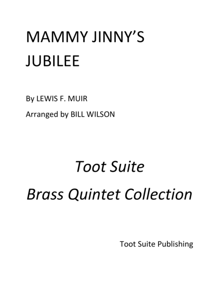 Mammy Jinny's Jubilee