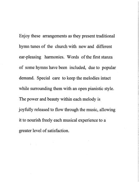 Easy Hymn Arrangements Book Four