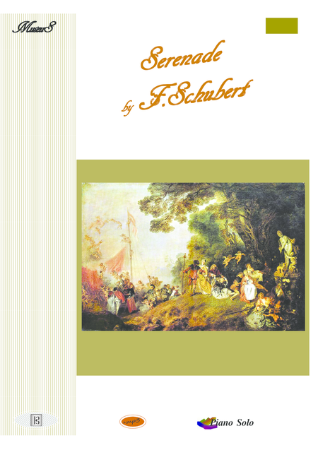 Serenade ständchen Franz Scubert piano solo pdf