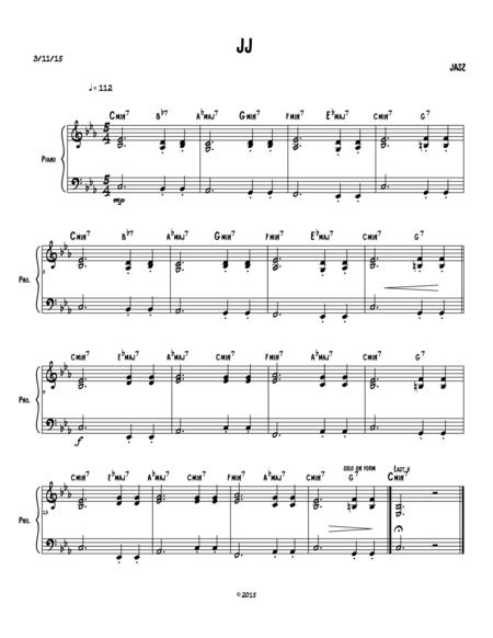 JJ-Piano