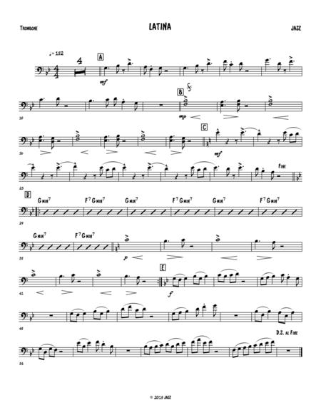 Latina -trombone