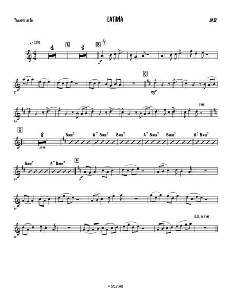 Latina - trumpet