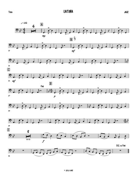 Latina - tuba