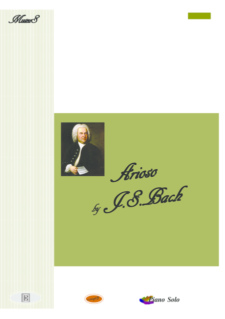 Arioso  BWV 156 by J.S.Bach piano solo