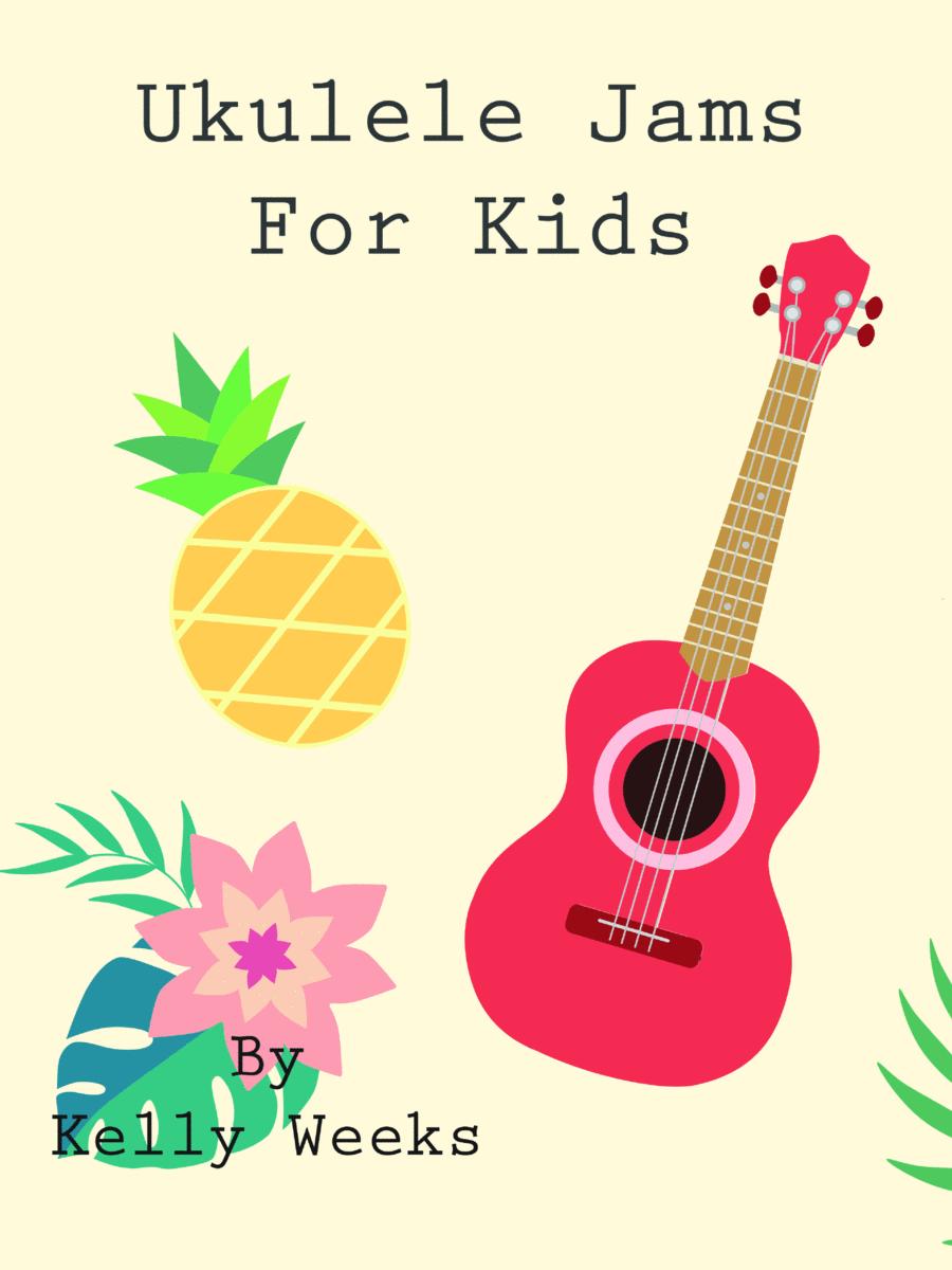 Ukulele Jams For Kids