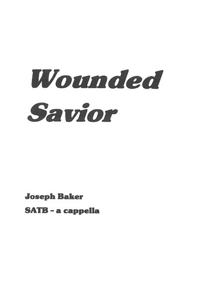 Wounded Savior