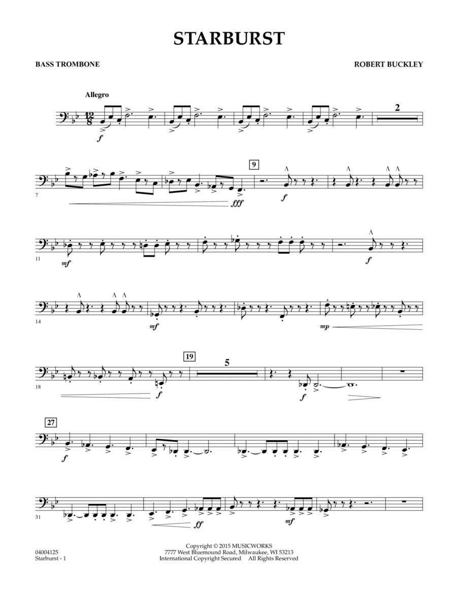 Starburst - Bass Trombone