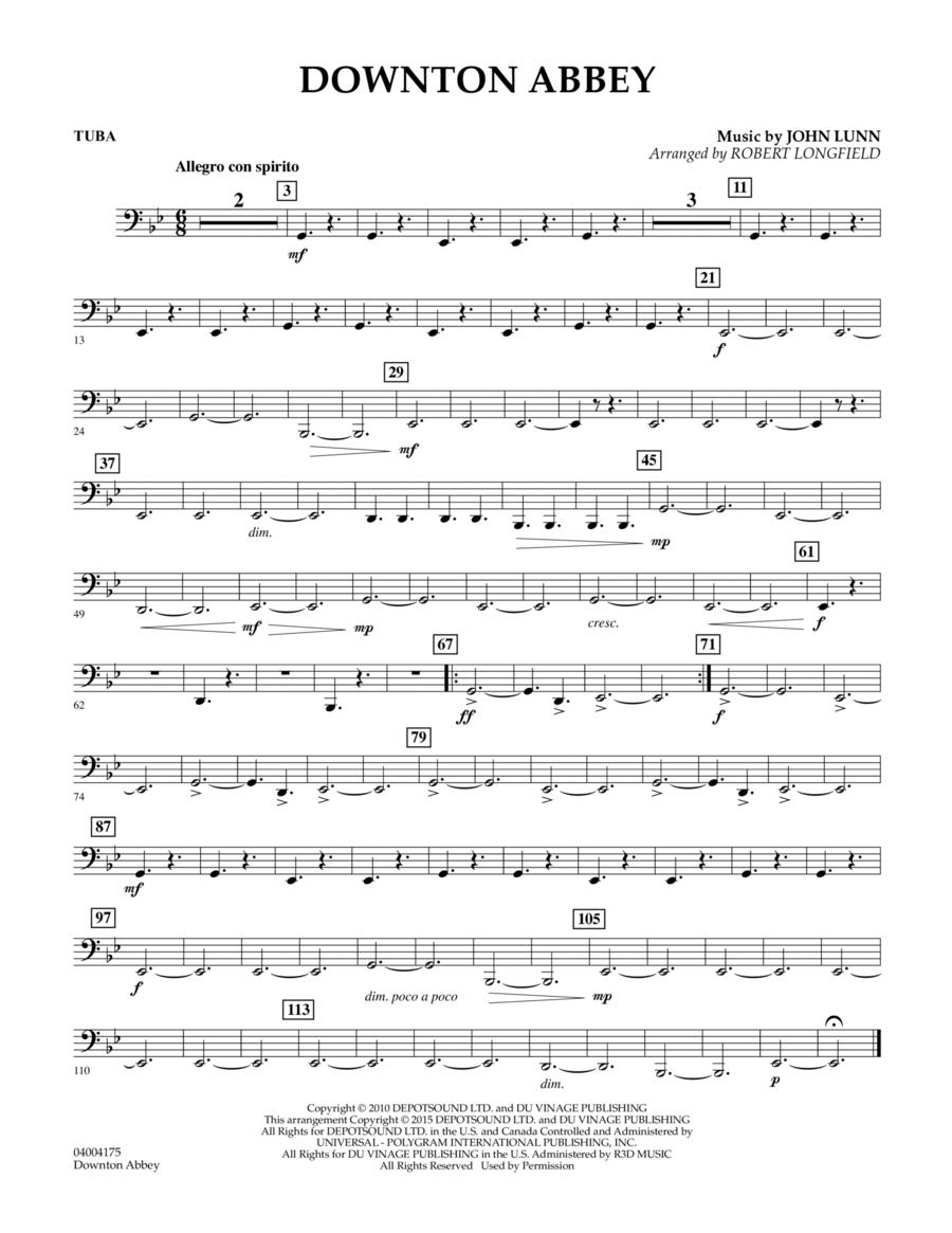 Downton Abbey - Tuba
