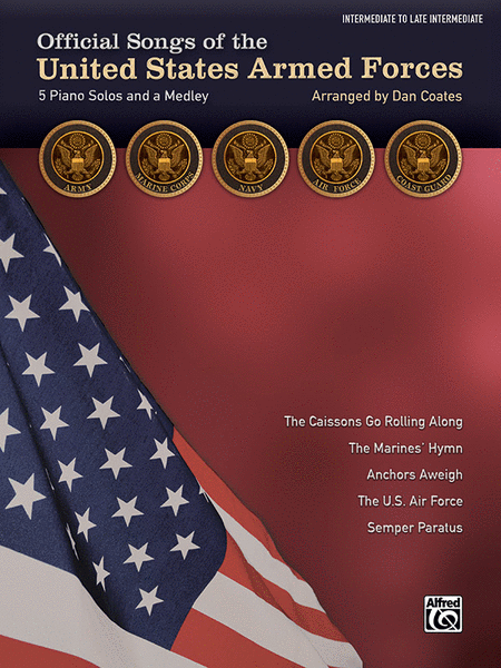 Official Songs of the United States Armed Forces