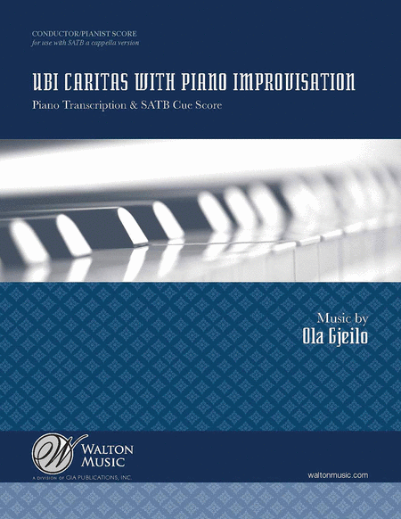 Ubi Caritas with Piano Improvisation