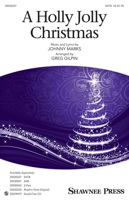 A Holly, Jolly Christmas