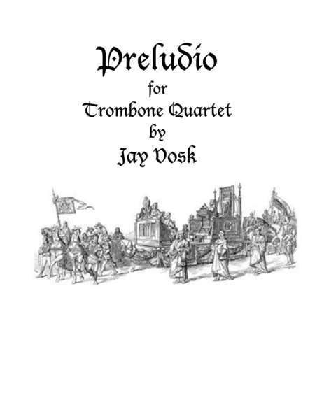 Prelude for Trombone Quartet