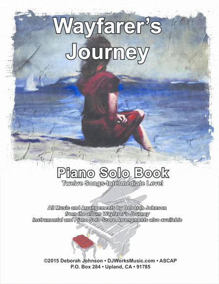 Wayfarer's Journey Piano Book