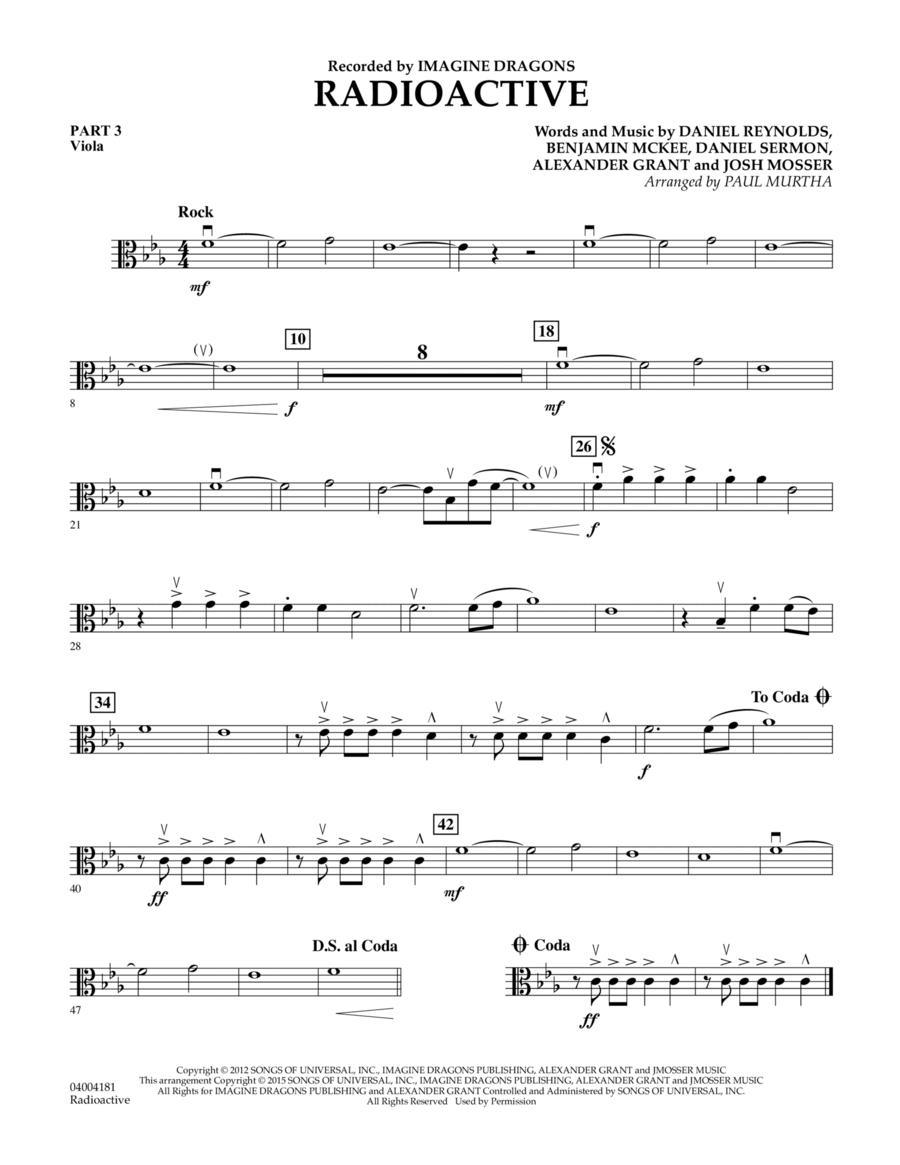 Radioactive - Pt.3 - Viola