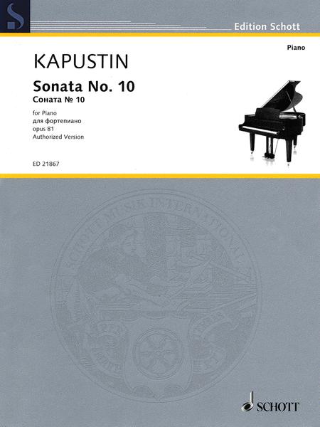 Sonata No. 10, Op. 81