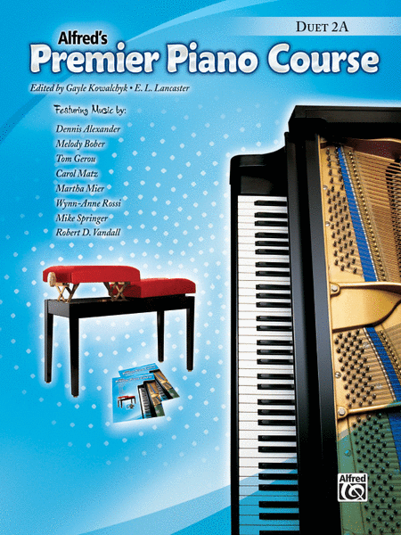 Premier Piano Course Duets, Book 2A