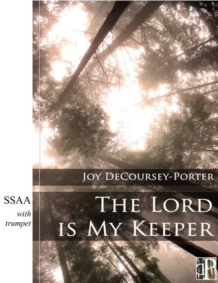 The Lord Is My Keeper with trumpet